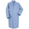 Lab Coat ESD Blue 24% Cotton 2% Carbon Extra-Large