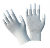 ESD Gloves Seamless Tip  Coated Medium