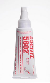 Thread Sealant 5802 Low Halogen Low Sulphur High Purity 50 ml Tube