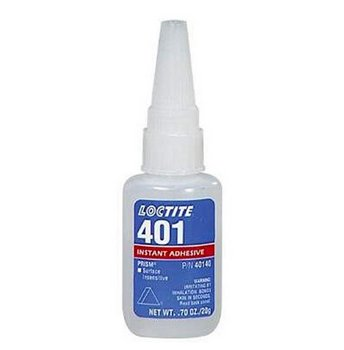 Prism 401 Surface Insensitive Adhesive 20gm Net Wt Bottle