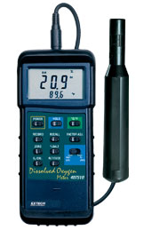 Heavy Duty Dissolved Oxygen Meter w/ PC Interface