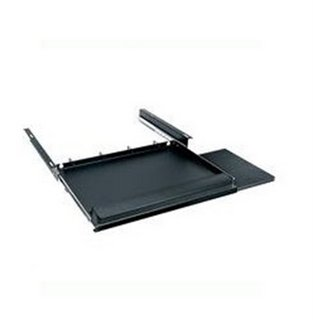 Keyboard Drawer With Mouse Tray