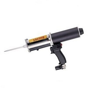 490 ml Dual Cartridge Pneumatic Gun 10:1 Ratio