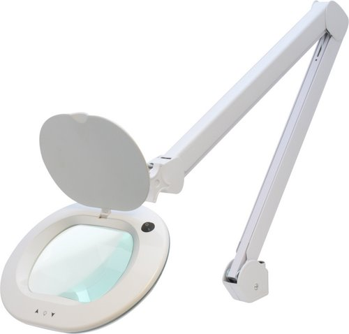 Mightyvue Slim 5 Diopter Led Magnifying Lamp Diverse