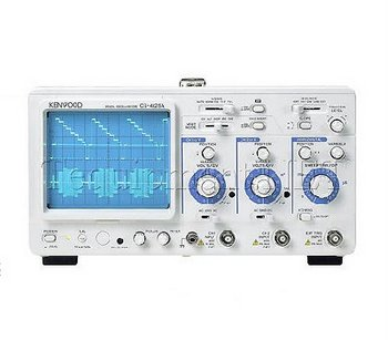 Dual-Channel Oscilloscope 20MHz