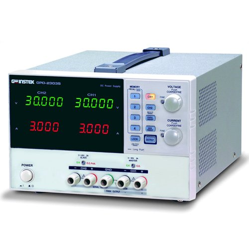 195W 4Ch Output DC Programmable Power Supply