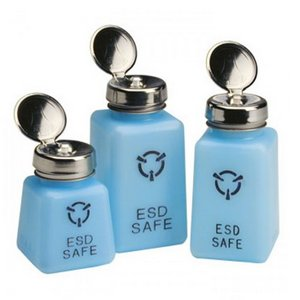 ESD Solvent Container w/ Pump 4oz