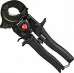 HKPorter 9'' Cable Cutter One-Handed Soft Ratcheting