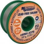 Sn99 99.3% Tin & 0.7% Copper Lead Free Solder 0.032'' Dia.